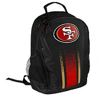 Forever Collectibles San Francisco 49ers Primetime Backpack