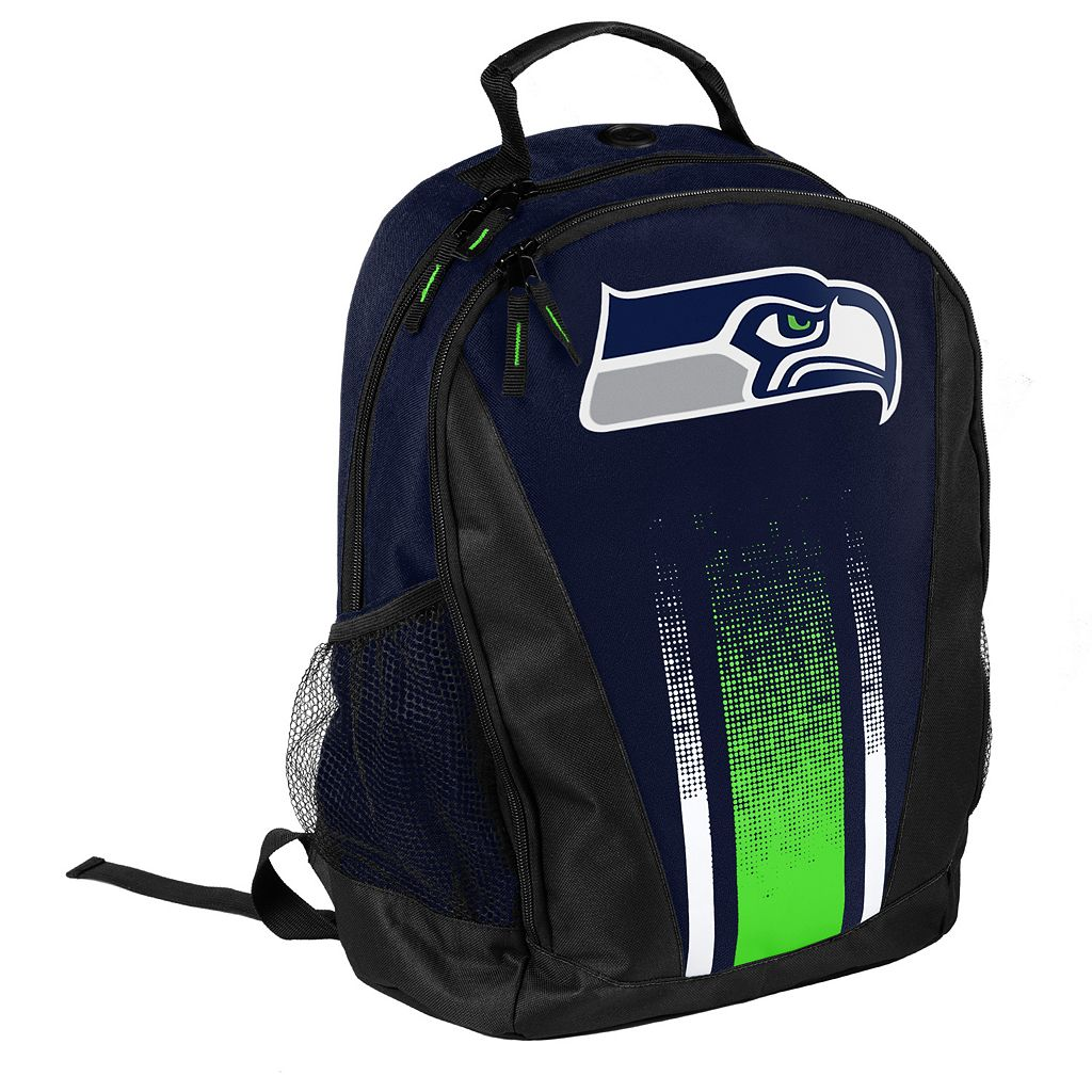 Forever Collectibles Seattle Seahawks Primetime Backpack