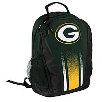 Forever Collectibles Green Bay Packers Primetime Backpack