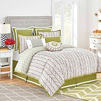 Jill Rosenwald Arrows Reversible Bed Set