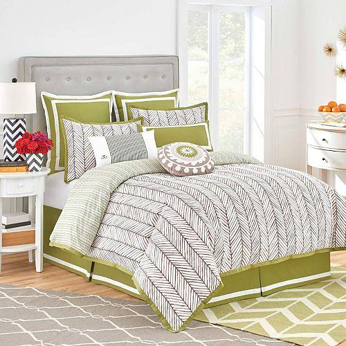Jill Rosenwald Arrows Reversible Bed Set