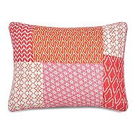 Jill Rosenwald Multi Patch Sham