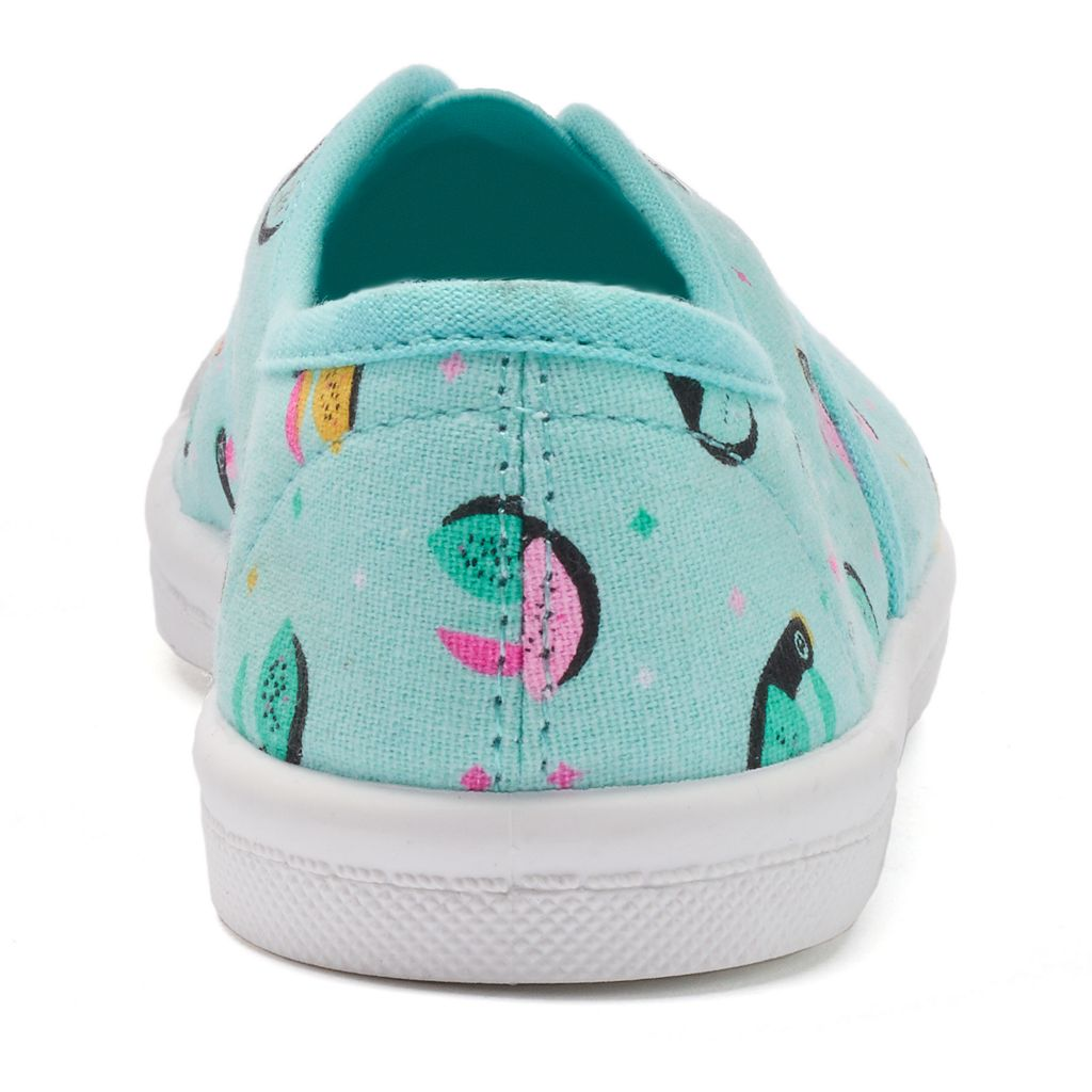 SONOMA Goods for Life™ Girls' Slip-On Sneakers