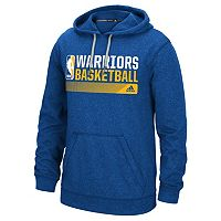 Men's adidas Golden State Warriors Icon Status climawarm Hoodie