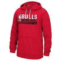 Men's adidas Chicago Bulls Icon Status climawarm Hoodie