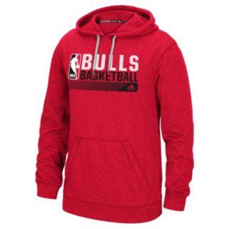 Men's adidas Chicago Bulls Icon Status climawarm Hoodie
