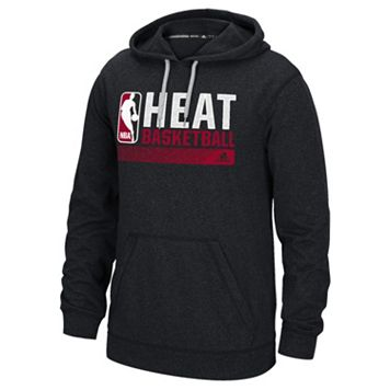Men's adidas Miami Heat Icon Status climawarm Hoodie