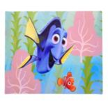 Disney / Pixar Finding Dory LED Canvas Wall Art