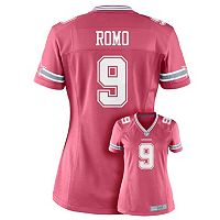 Women's Nike Dallas Cowboys Tony Romo Replica Jersey