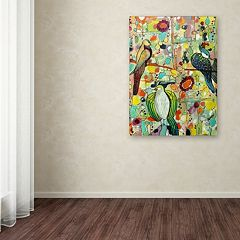 Trademark Fine Art Assemble Canvas Wall Art