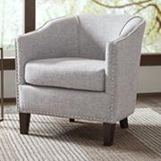 Madison Park Fremont Barrel Arm Chair