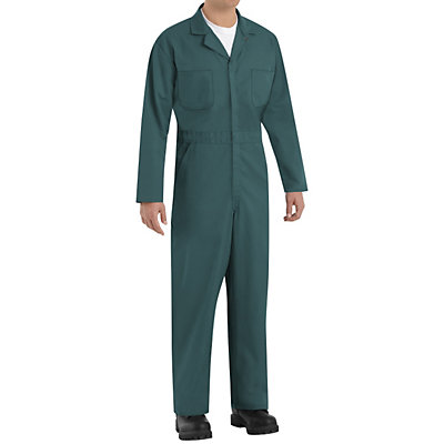 Men's Red Kap Classic-Fit Twill Action Back Coverall