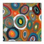 Trademark Fine Art Carisma Canvas Wall Art