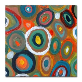 Trademark Fine Art Carisma Canvas Wall Art