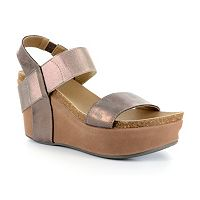 Corkys Wedge Women's Wedge Sandals