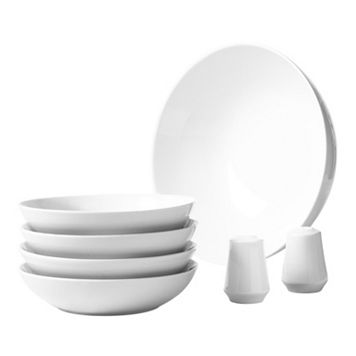 Gallery 7-pc. Coupe Pasta Serving Set