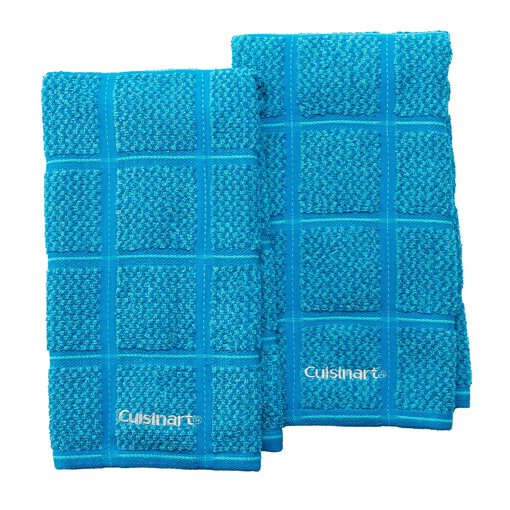 Cuisinart Check Kitchen Towel 2-pk.