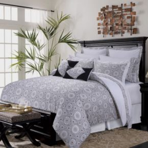 Maldives Cotton 12-piece Bedding Set