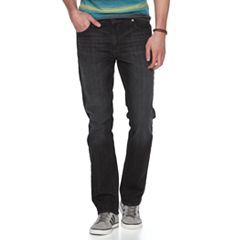 Men's Urban Pipeline Slim-Fit Straight-Leg Jeans