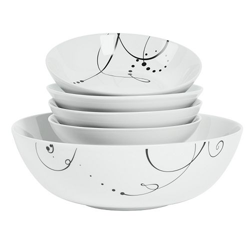 Gallery Pescara 5-pc. Pasta Serving Set