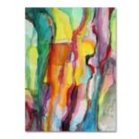 Trademark Fine Art Hiatus Canvas Wall Art