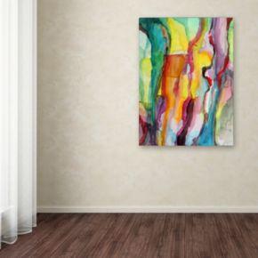 Trademark Fine Art Hiatus Canvas Wall Art