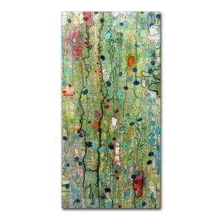 Trademark Fine Art In Vitro Canvas Wall Art
