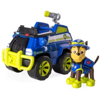 Paw Patrol Jungle Rescue Chase's Jungle Cruiser