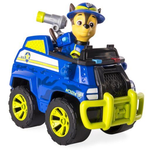Paw Patrol Jungle Rescue Chase's Jungle Cruiser
