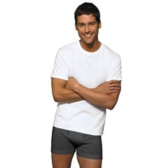 Men's Hanes Ultimate 6-pack ComfortSoft 6-pack + 1 Bonus Tees
