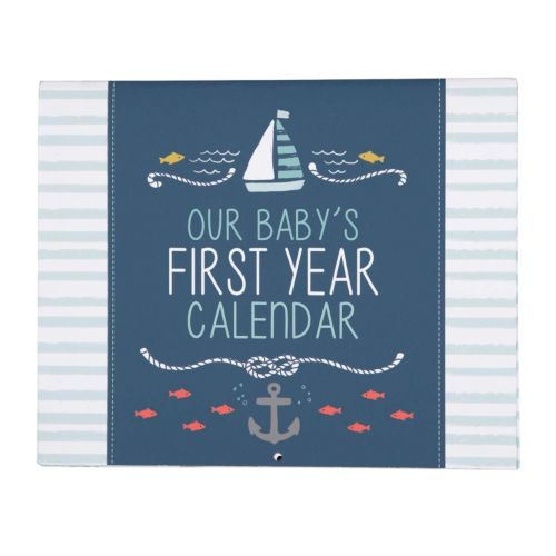 Carter's Baby's First Year Calendar