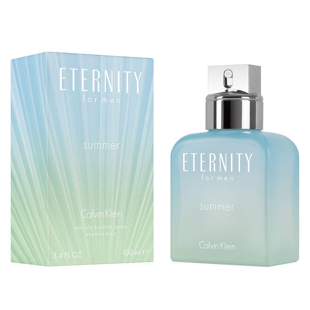 Calvin Klein Eternity Summer Men's Cologne - Eau de Toilette