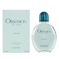 Calvin Klein Obsession Summer Men's Cologne - Eau de Toilette