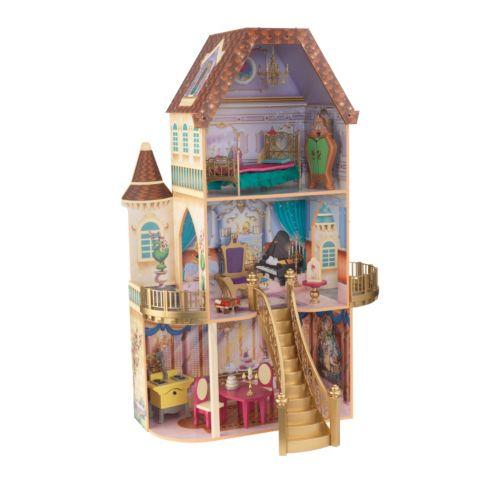 Disney S Beauty And The Beast Enchanted Dollhouse By Kidkraft