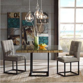 INK+IVY Stellar Dining Chair 2-piece Set