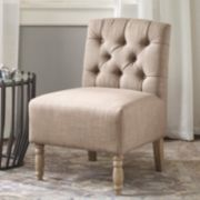 Madison Park Lola Armless Accent Chair