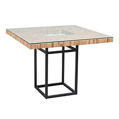 INK+IVY Benson Bundle Dining Table