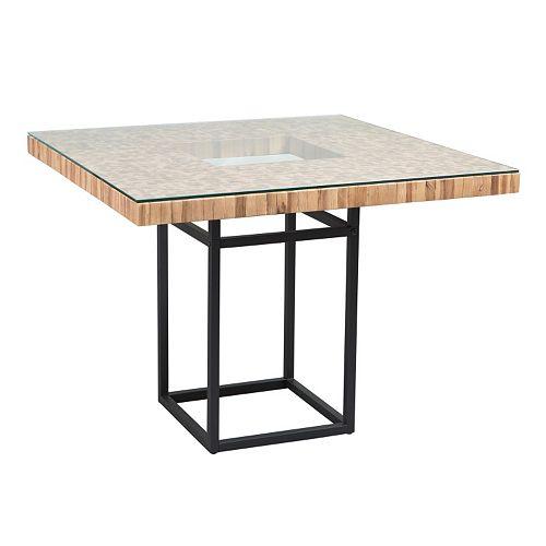 INK+IVY Benson Bundle Dining Table