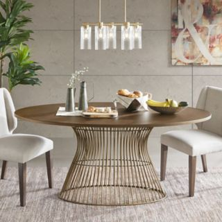 INK+IVY Mercer Oval Dining Table