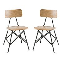 INK+IVY Cooper Dining Chair 2 pc Set