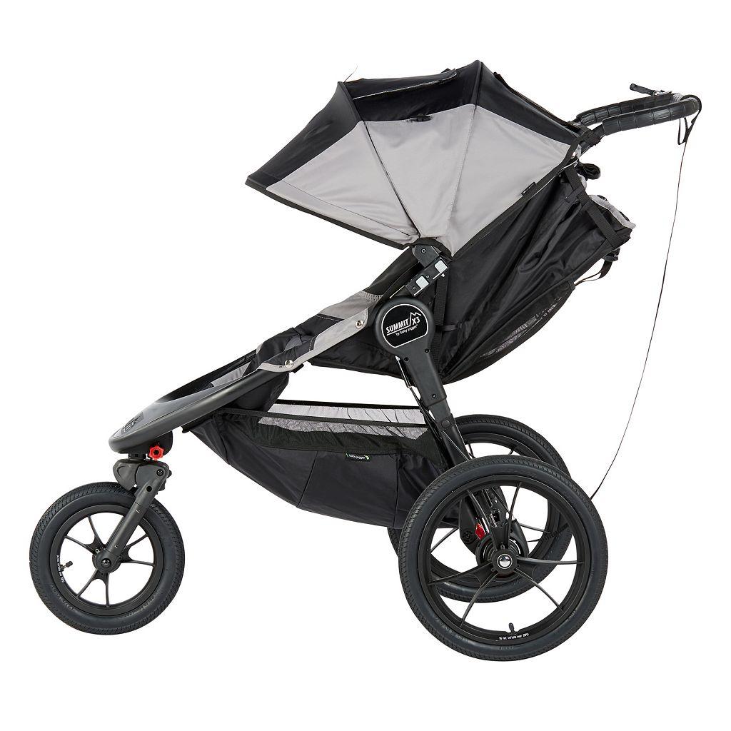 Baby Jogger Summit X3 Hybrid Jogger Stroller
