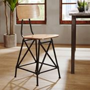 INK+IVY Cooper Counter Stool