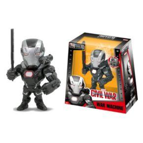 Marvel Captain America: Civil War War Machine Metals 6-Inch Figure