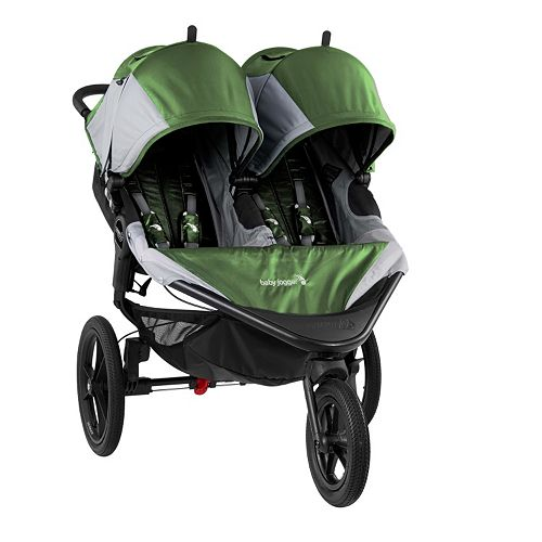 Baby Jogger Summit X3 Double Stroller