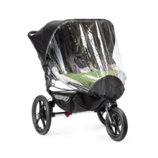 Baby Jogger Summit X3 Double Stroller Weather Shield