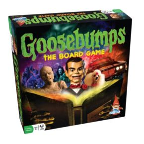 Outset Goosebumps The Board Game