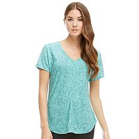 Women's Balance Collection Margie Mitered Yoga Tee