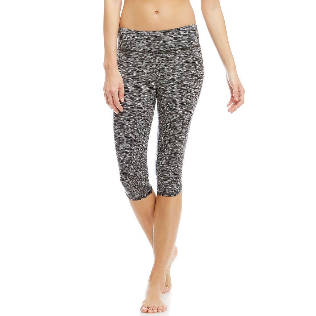 Women's Balance Collection Kiwi Kicker Capri Workout Leggings