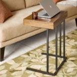 INK+IVY Wynn Pull-Up End Table
