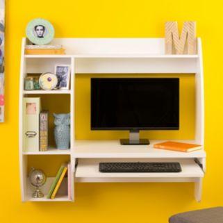 Prepac Floating Desk